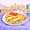 Omelette Cooking Game icon