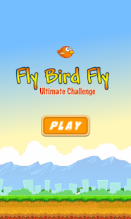 Fly Bird Fly- screenshot thumbnail