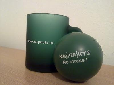 Cana si mingiuta Kaspersky
