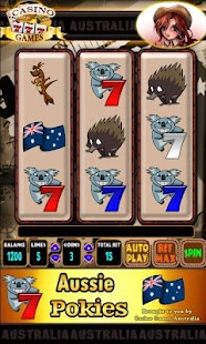 Aussie Pokies - screenshot thumbnail