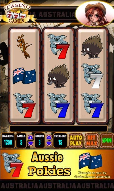 Aussie Pokies - screenshot
