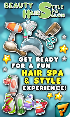Beauty Hair Style Spa Salon 2 - screenshot