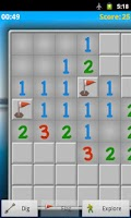 Screenshot of My Minesweeper