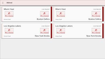 Screenshot of BSDroid