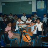 Some of the children at the José Urtecho School