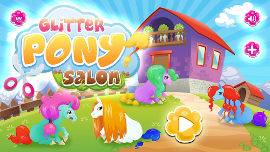 Glitter Pony Salon
