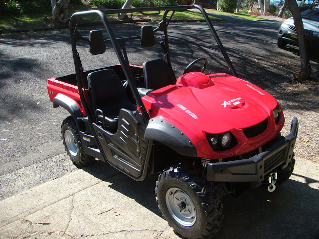 Discount 500cc 800cc 4WD Farm Utility Vehicles Hisun Side By
