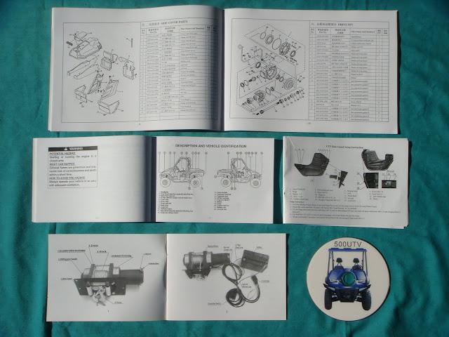 800cc 600cc 500cc Agmax Military 4x4 UTV 4WD Farm Utility Vehicle