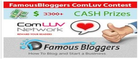 BLOGGER CONTESTS