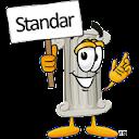 rawAT dengan standar
