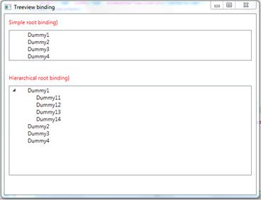 Claus Konrad Blog: How to: Make a Hierarchical treeview binding in WPF