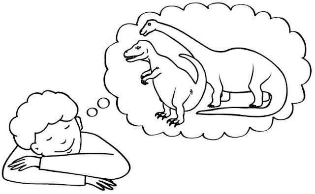 Dibujos De Prehistoria Para Ninos Para Colorear: ANIMALES PREHISTORICOS PARA COLOREAR
