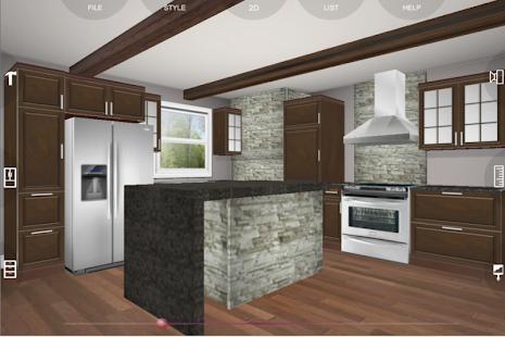 Eurostyle Kitchen 3D design