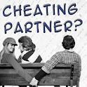 Is your partner cheating you? logo