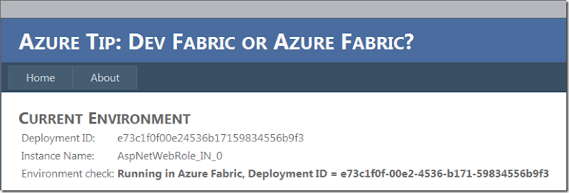 BrowserCap-AzureFabric