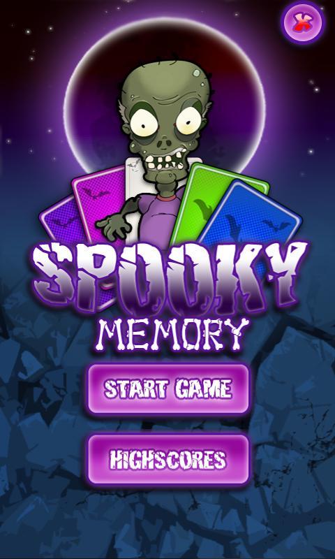 Spooky Memory Free- screenshot