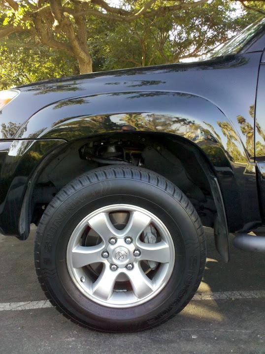 Installed Daystar 2 5 Front Spacer - Toyota 4Runner Forum