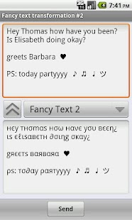 Funny Text Creator - screenshot thumbnail