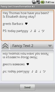 Funny Text Creator - screenshot thumbnail