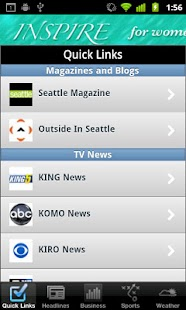 Seattle Local News - screenshot thumbnail