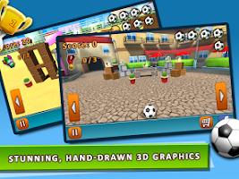 Screenshot of Kick The Ball FREE