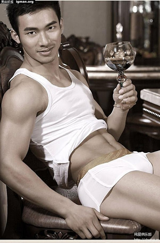 Hot Asian Male Models