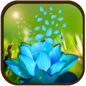 3D Flower Petal Wallpaper