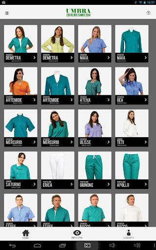 Umbra Catalogo Camici