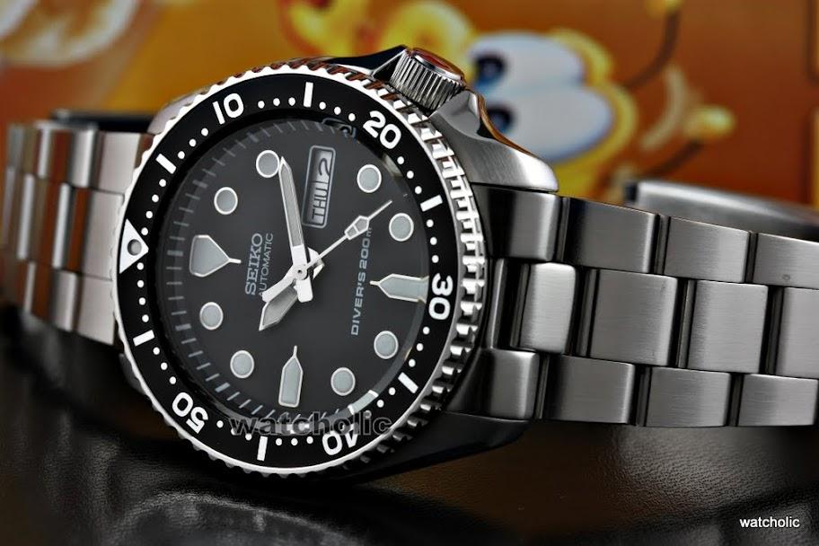 WTS: Seiko PMMM Parts for skx007! (killer Diver watch alert