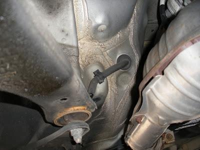 Viru & The Art of Car Maintenance: Aug 2009: Subaru Legacy A/C water