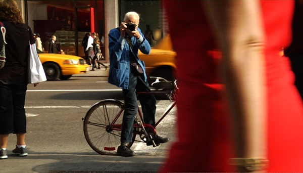bill cunningham nyc