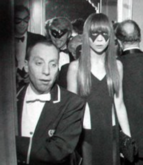 penelope Tree Johnson capote ball