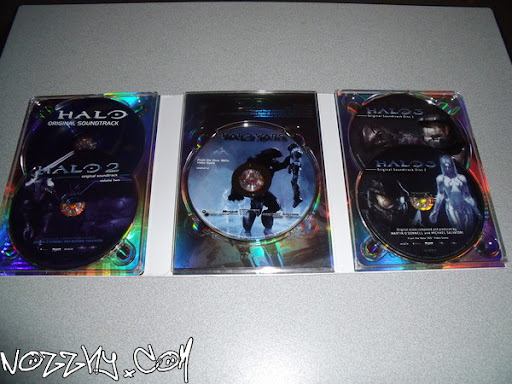 Halo Trilogy Soundtrack Question? | General Discussion