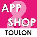 App&Shop Toulon logo