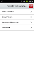 Screenshot of e-Boks.no