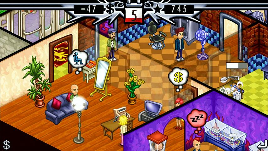 Tattoo Tycoon FREE- screenshot