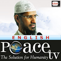 Peace Tv English Live (Islam) logo