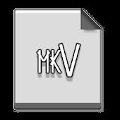 MKV icons