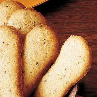 Anise-Orange Cookies