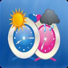 Alarma de tiempo icon