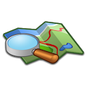 Map Distance Free icon