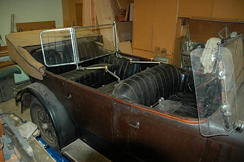 1925 6-72 Phaeton - Peerless - Antique Automobile Club of America -  Discussion Forums