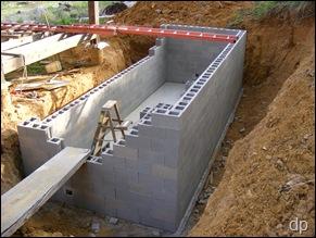 how to make concrete hollow cmu dry blocks