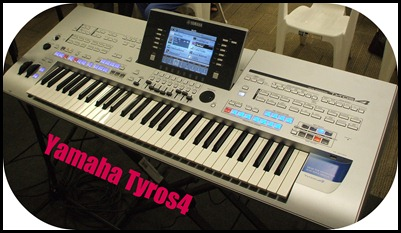 North Shore Music and Keyboard Club: Tyros 4 Launch