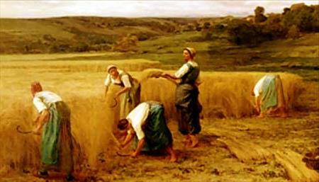 Lūgšana par Dieva pļauju
