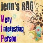 Jenn's RAQ VIP Award