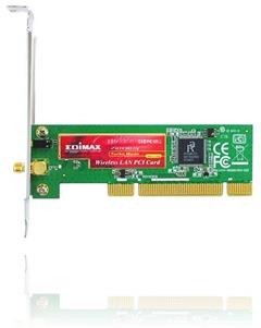 Edimax ew-7128g wireless 802. 11b/g turbo mode pci adapter video.