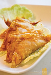 Deep Fried Wantons at the Orchard Road