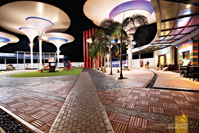 Centris Walk's Main Plaza