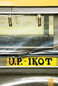 The Official UP Transportation, the UP Ikot Jeeps